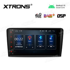 "XTRONS for Audi A3 S3 RS3 8"" Android 10.0 Car DAB Radio Stereo GPS Head Unit DSP"