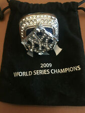2009 WORLD SERIES CHAMPION REPLICA RING NY NEW YORK YANKEES 2019 8/18 SGA YANKEE