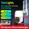 1080P WIFI IP Camera Wireless Outdoor CCTV HD PTZ Smart Home Security IR Cam=0=