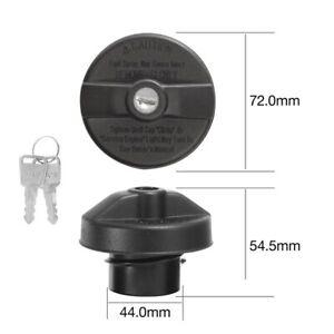 Tridon Locking Fuel Cap TFL228 fits Mitsubishi Triton 2.4 2WD (ML,MN), 2.5 Di...