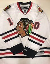 Chicago Blackhawks Patrick Sharp Reebok Premier NHL Hockey Jersey 2XL Authentic