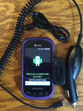 Samsung Galaxy Appeal SGH-I827 - 4GB - Silver (Unlocked) Smartphone