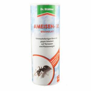 Ameisenex 500 g Granulat Dr. Stähler Ameisen EX gebrauchsfertig gegen Ameisen