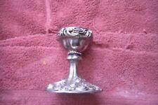 Silver Plated Godinger Silver art Single Candle Stick Holder