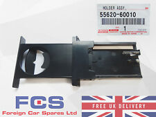 *NEW* GENUINE TOYOTA LAND CRUISER 80 SERIES CUP HOLDER RETRACTABLE 55620-60010
