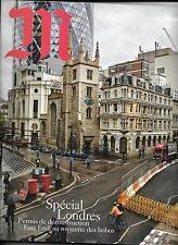 M LE MAGAZINE DU MONDE N°217 14/11/2015  SPECIAL LONDRES