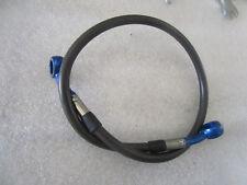 B3. Honda CBR 1000 F SC24 Stahlflexleitungen hinten KBA Bremsleitung