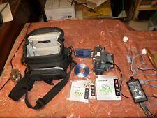 Sony Handy cam, Mega Pixel DCR-DVD 301 Carl Zeiss Lens.