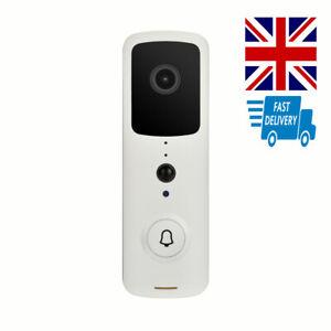 Wireless Video Intercom Home Security Smart Wireless Doorbell Camera Full Bundle