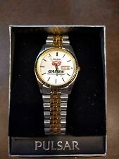 EB Games Pulsar Wrist Watch Corporate Sales Gift Promo RARE! Managers Only Award
