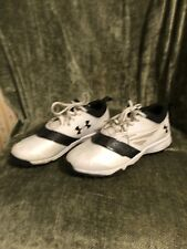 UnderArmour Under Armour Turf Cleats Sneakers Athletic Shoes Woman's 8.5 Whiten