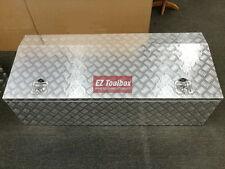 Aluminium Top Opening Open Truck Trailer Ute Tray Tool Box Toolbox 1500x600x500