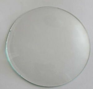 """NEW 1 Piece of Small Convex Clock, Auto, Repair Glass - CHOOSE 4"""" to 5-15/16"""""""
