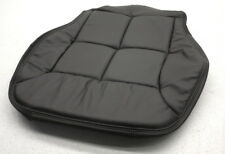 NOS OEM Lincoln MKX Front Left Black Leather Lower Seat Cover 7A1Z7862901AB