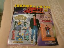DYLAN DOG Figure FUMETTI 3D COLLECTION HOBBY E WORK