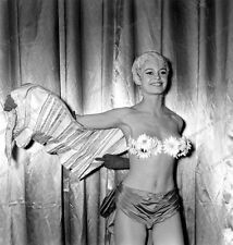 8x10 Print Brigitte Bardot 1960's #BB737