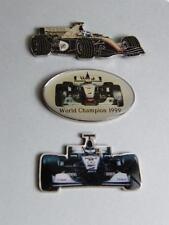 3 Pins-Mercedes-fórmula 1-f1