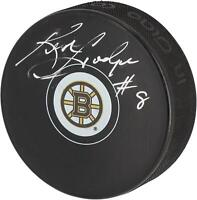 Ken Hodge Boston Bruins Autographed Hockey Puck Fanatics Authentic Certified