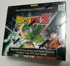 DBZ Premier Booster Box New Sealed Product Dragonball Z TCG Card Panini