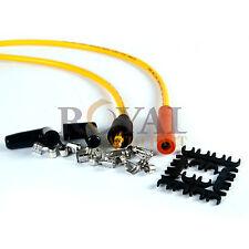 8MM SPARK PLUG WIRES CHRYSLER DODGE MOPAR 318 340 360 FORD 289 302 360 V8