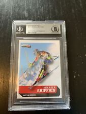MIKAELA SHIFFRIN SIGNED AUTO RC 2017 #616 BECKETT CERTIFIED- SI FOR KIDS 🇺🇸 ⛷