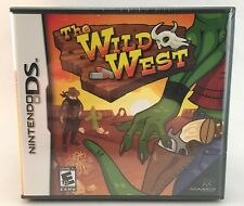 The Wild West Nintendo DS Game 2007 New, Sealed -  Fun Game Rare, Hard to Find