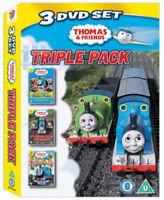 Thomas & Friends: Triple Pack DVD (2009) Thomas the Tank Engine cert U