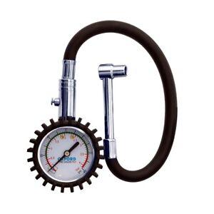 Oxford Jauge Pression Pneu Pro (Cadran Type) 0-60 Psi Pour Motos / Cars /