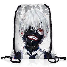Ghoul Kaneki Rucksack Turnbeutel gym bag tokyo anime manga tokio cosplay maske