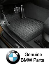 For BMW E84 X1 xDrive Set of Front & Rear All Weather Rubber Floor Mats Genuine