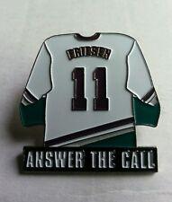 Anaheim Mighty Ducks ANSWER THE CALL Friesen Jersey Pin