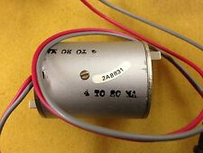 Galvo Motor D0124ZX
