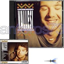 """PAOLO VALLESI """"LA FORZA DELLA VITA"""" RARO CD 1992"""