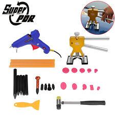 Super PDR Dent Lifter Puller Paintless Hail Ding Repair Tap Down Hammer Glue Gun