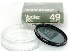 VIVITAR Polarizing Filter 49mm E49 POLARIZER for ZEISS Pancolar FLEKTOGON 2.4/35