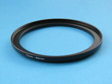 72mm to 82mm Step Up Step-Up Ring Camera Filter Adapter Ring 72-82mm
