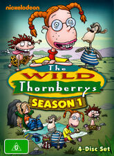 The Wild Thornberrys: Season 1  - DVD - NEW Region 4