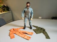 Vintage GI Joe 1964 Land Adventurer with gear 1970 Hasbro Made in Canada