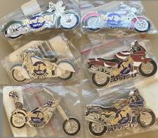 6 Hard Rock Hotel Las Vegas 1990s Motorcycles Bike Pin Lot Pins Motorcycle Bikes