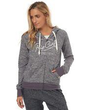 RIP CURL Womens Paradise Zip Thru Hoody Jacket Jumper Hood Sweatshirt Size 6-14