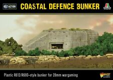 Warlord Games German Coastel Defence Bunker 28mm Germany Bolt Action Ww2