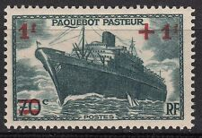 FRANCE TIMBRE NEUF N° 502 ** PAQUEBOT PASTEUR