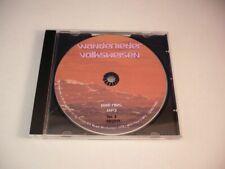 MIDI+MP3 SONGS: 100 V O L K S W E I S E N Vol. 2 inkl. TEXTE + PLAYBACKS AUF CD!