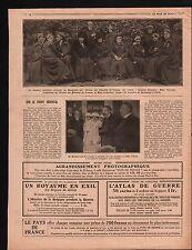 WWI Sanitary Red Cross Romania Roumanie Amiral Fournier/Briand 1916 ILLUSTRATION