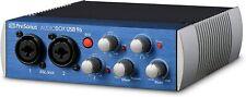 PreSonus AudioBox USB 96 2x2 USB 2.0 Audio Interface Blue