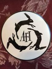 AFI promo sticker for the cd December Underground rabbits