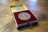 Bronzemedaille KAMMER DER GEWERBLICHEN WIRTSCHAFT WIEN 1963 Grienauer