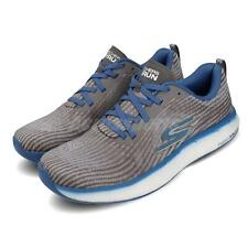 Skechers Forza 4 Grey Blue White Men Running Shoes Sneakers Trainers 220208-GYBL