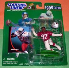 1998 SIMEON RICE Phoenix Arizona Cardinals Rookie #97 - sole Starting Lineup