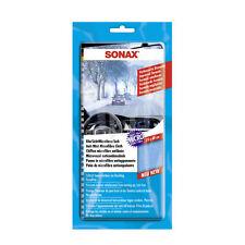 Panno microfibra antiappanamento dei vetri all'interno 25x40cm art.421200 Sonax